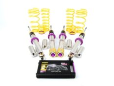 KW Variant 3 Coilover Kit – BMW E60 M5