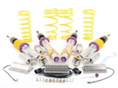 KW Variant 3 Coilover Kit w/ EDC Delete Bundle – BMW E60 M5