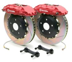 Brembo GT 328 mm Big Brake Kit with 4-Piston Caliper (Rear Kit) – BMW E36 M3