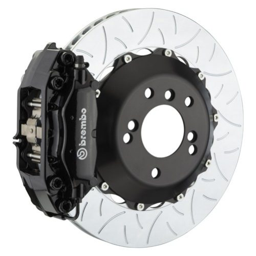 Brembo GT 345 mm Big Brake Kit with 4-Piston Calipers (Rear Kit) – BMW E39 M5