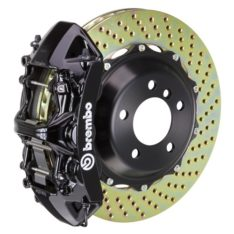 Brembo GT 380 mm Big Brake Kit with 6-Piston Calipers (Front Kit) – BMW E46 M3