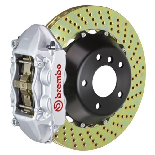 Brembo GT 380 mm Big Brake Kit with 4-Piston Calipers (Rear Kit) – BMW F80 M3 | F82/83 M4