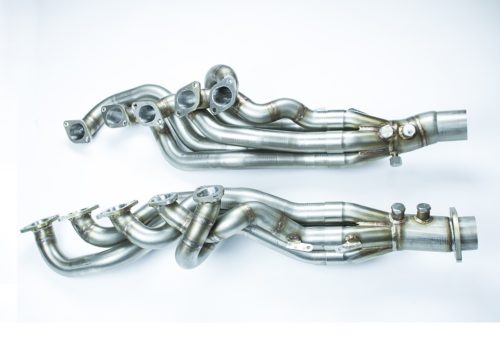 Evolve Long Tube Headers – BMW E60 M5