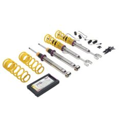 KW Variant 3 Coilover Kit w/ EDC Delete Bundle – BMW F10 M5