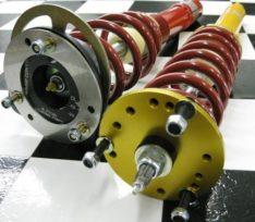 Ground Control Complete Coilover Kit – BMW E39 M5