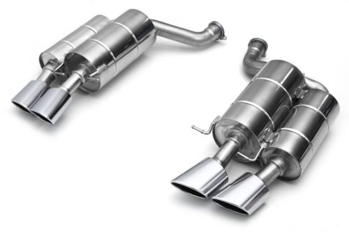 Eisenmann Performance Exhaust – BMW E60 M5