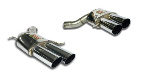 Supersprint Race Mufflers – BMW F10 M5