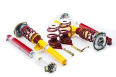 Ground Control Complete Coilover Kit (Street/Sport) – BMW E46 330i
